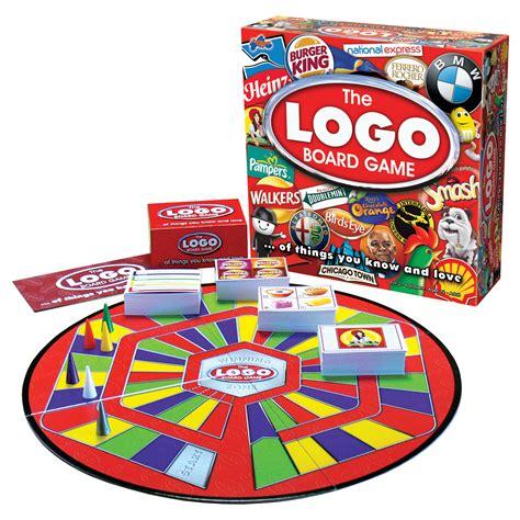 logo board game mark shaw games design