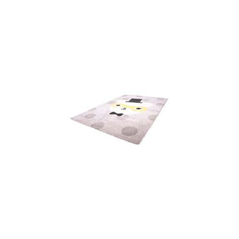 tapis color 233 et fantaisie pour enfants lapin polka sign 233