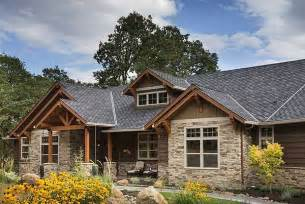 Stunning Craftsman Cottage Plans Photos by Plan 69582am Beautiful Northwest Ranch Home Plan