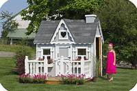 playhouse for kids Children's Playhouse Plans