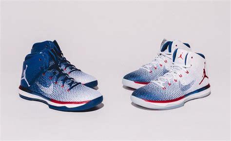 Air Jordan Xxx1 Olympics Collection Sneaker Bar Detroit