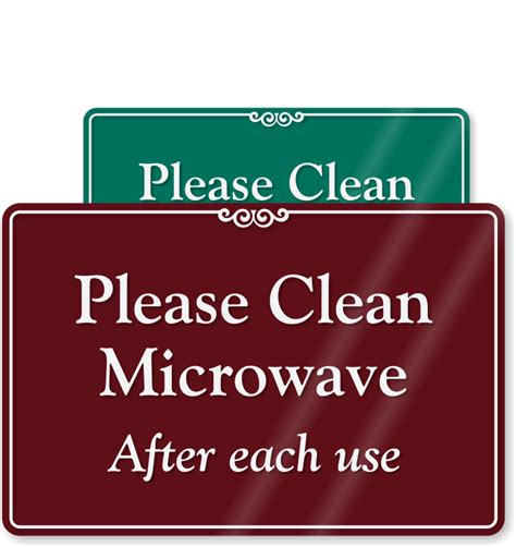 Kitchen Clean Up Signs by Kitchen Signs Kitchen Courtesy Signs At Best Price