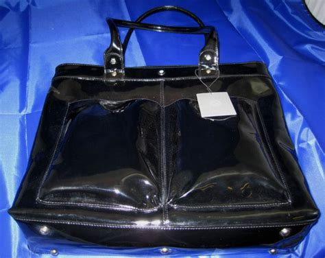 Bmw Solon Ohio by Find Original Bmw Patent Leather Business Laptop Tote