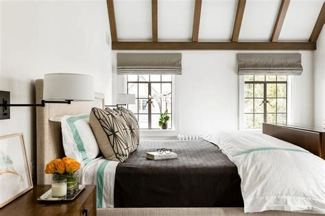 Bedroom Designs Green And Brown by Brown And Green Bedroom With Orange Accents Transitional