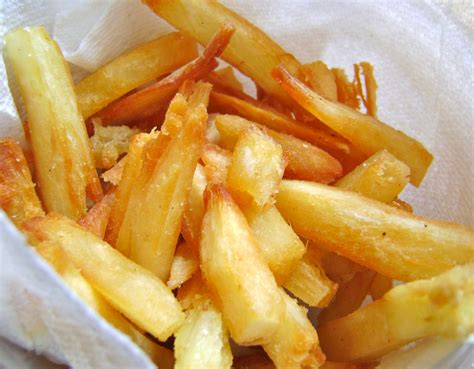 yuca fries yucca fries recipe dishmaps