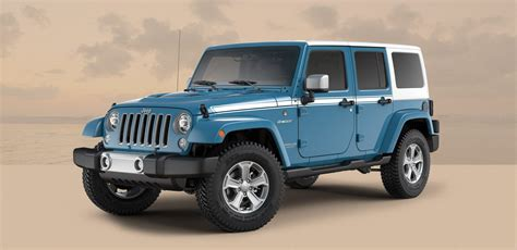 jeep smoky mountain rhino jeep adds two special edition models to wrangler lineup