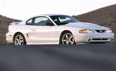 1995 Ford Mustang Svt Cobra R Photo