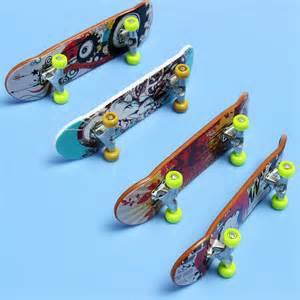 1pc finger skateboard tech deck truck mini board for toy
