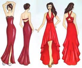 designer mode prom dress sketches illustrations fashion designer prom dresses dresses and prom