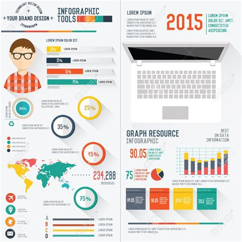 graphic design resume infographic search resume