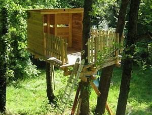 Comment Construire Une Cabane à écureuil : comment construire une cabane dans les arbres le guide comment construire les arbres et cabanes ~ Melissatoandfro.com Idées de Décoration