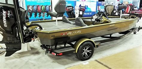 Vexus Boats by Bassmaster Classic 2018 Vexus Boats