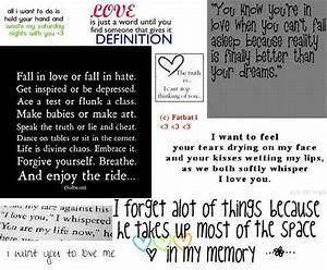 LOVE: teen love quotes