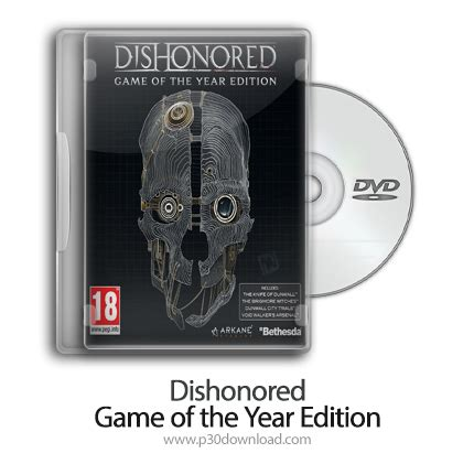 *bethesda renamed goty edition to definitive edition after release of console de. دانلود Dishonored: Game Of The Year Edition - بازی بی آبرو ...