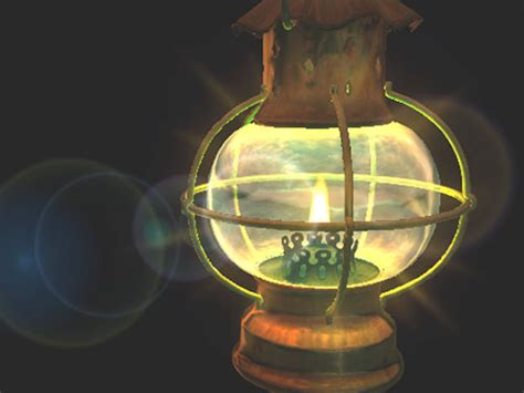 Fantasy 3d Screensavers Lantern Exquisite Free 3d Old