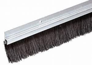 Barre De Seuil Leroy Merlin : bas de porte de garage en aluminium avec brosse l 2 50 ~ Dailycaller-alerts.com Idées de Décoration