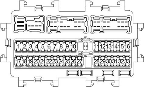 2013 Nissan Frontier Fuse Box Diagram by 2003 Nissan Frontier Fuse Box Diagram Decor
