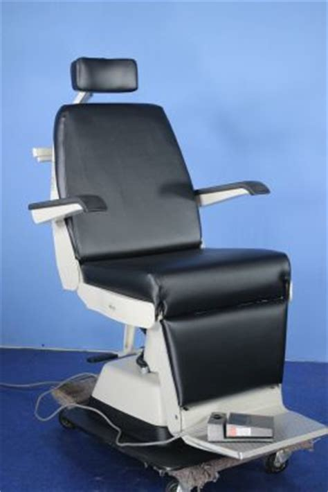 used marco 1280 ophthalmology chair and stand for sale
