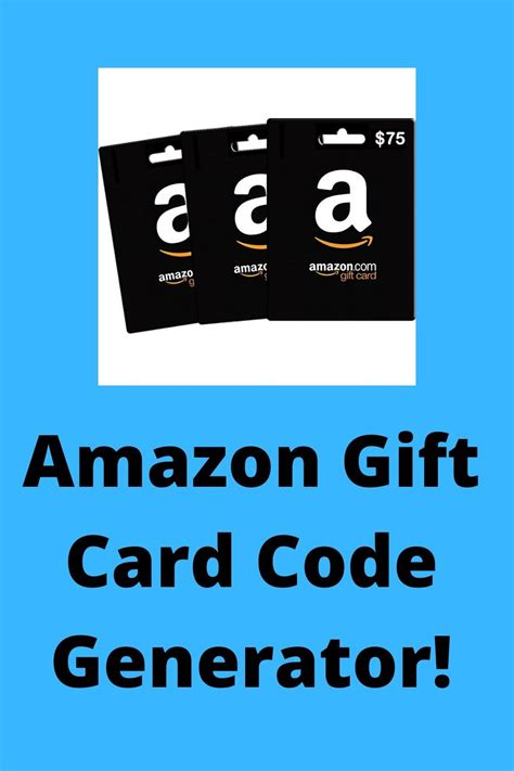 Gift cards range in value from $5 to $500. Amazon Gift Card Code Generator! in 2020   Amazon gift cards, Amazon gifts, Gift card giveaway