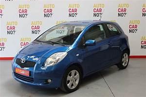 Occasion Toyota Yaris : occasion toyota yaris essence id e d 39 image de voiture ~ Gottalentnigeria.com Avis de Voitures