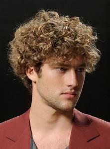 Coiffure Homme Cheveux Bouclés : coiffure homme cheveux fris s ~ Melissatoandfro.com Idées de Décoration