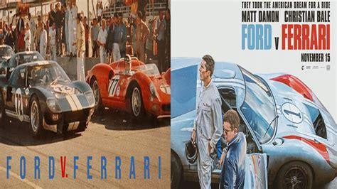 Rotten Tomatoes Ford V Ferrari