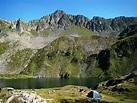 Hiking and trekking Fagaras Mountains, Main Ridge W-E Traverse