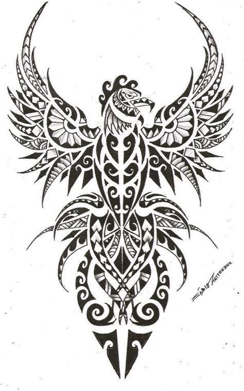 afbeeldingsresultaat voor tattoo maori phoenix tattoos