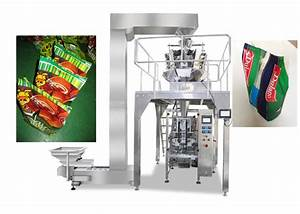 Gusseted / Pillow Bag Packaging Machine For Food , Vffs ...