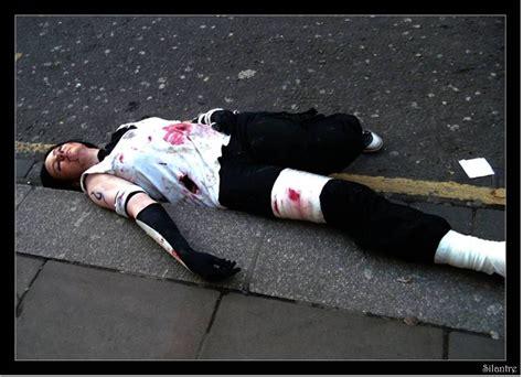 Road Kill Person