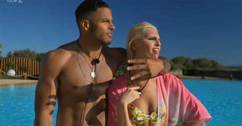 love island recap jessica  joshua hook  luis   flirt  lauren richardsons  tears