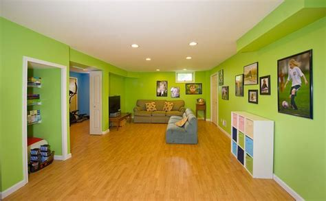 basement playroom without windows 3673