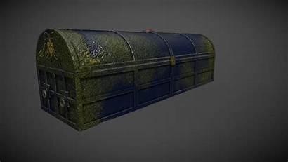 Dio Coffin Sketchfab Models