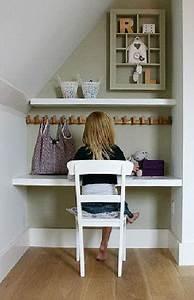Etagere Pour Bureau : bureau enfant regles amenagement accueil design et mobilier ~ Teatrodelosmanantiales.com Idées de Décoration