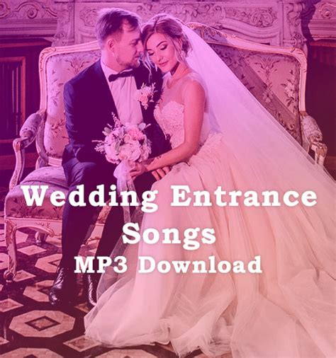wedding entrance songs playlist  mp