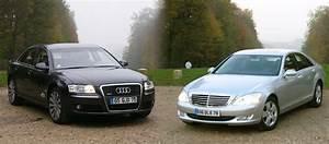 Audi Tt Occasion Le Bon Coin : mercedes classe s350 audi a8 3 2 fsi l 39 acc s au luxe ~ Gottalentnigeria.com Avis de Voitures