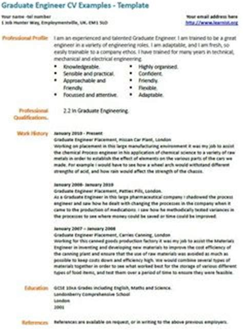 Resume School Leaver by Exle Cv School Leavers Uk Buy Original Essays