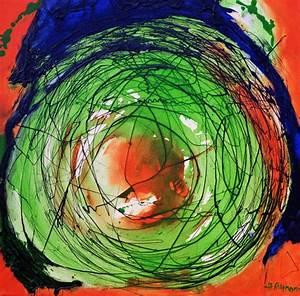 Abstrakte Bilder Acryl : abstrakte bilder ~ Whattoseeinmadrid.com Haus und Dekorationen