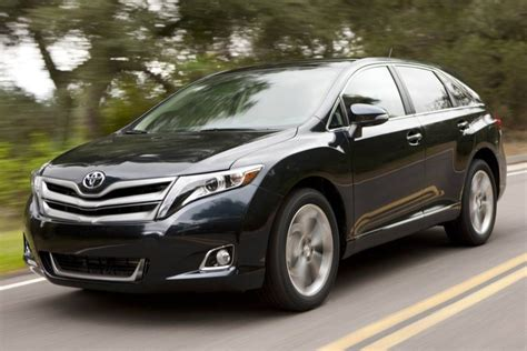 toyota venza review interior styling engine