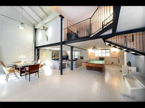 Amazing Urban Loft Home Design Ideas  Youtube