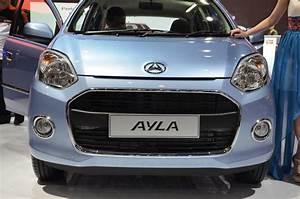 Toyota And Daihatsu Introduce Small Car Twins Agya And
