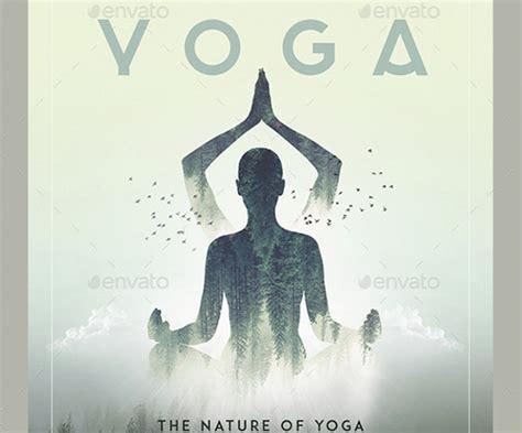 yoga flyer templates sample templates