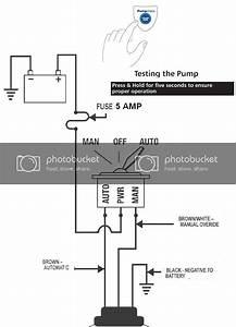 Rule Mate Rm1100a Automatic Bilge Pump Rm1100 1100 Gph