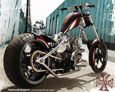 Motos Chopper Hd