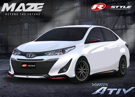 Vios Modified Club Pic 2017 by Vios Gen4 Maze Bodykit New Arrival Clifford Bodykits