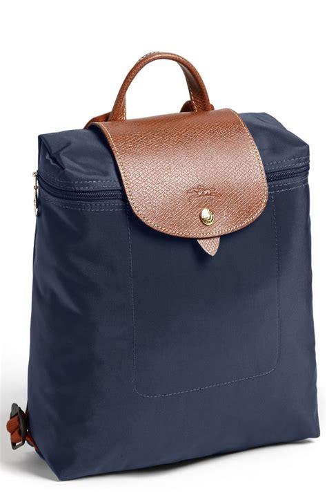 longchamp le pliage navy backpack longchamp backpack