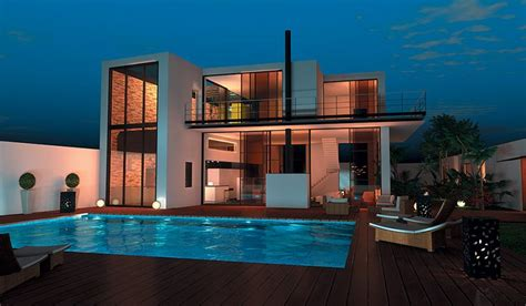 plan de maison 3 chambres salon maison contemporaine à étage 300 m 4 chambres