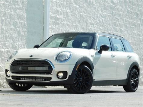 2019 Mini Cooper Clubman by New 2019 Mini Clubman Front Wheel Drive Cooper In