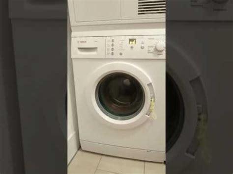 bauknecht waschmaschine beim schleudern sehr laut bosch maxx 6 wae32340 waschmaschine sehr laut beim