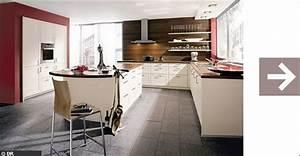Cuisine En U Avec Ilot : un lot est il possible pour ma cuisine c t ~ Dailycaller-alerts.com Idées de Décoration